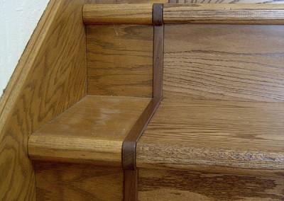 Stairs_Walnut inlay1
